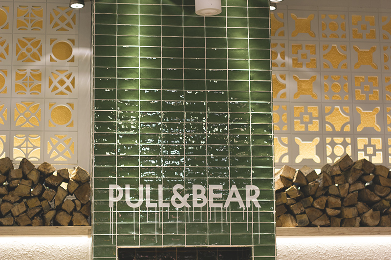 TheChicItalian   PULL & BEAR AMSTERDAM PRE-OPENING   Pre-opening event of the new Pull & Bear store in Amsterdam