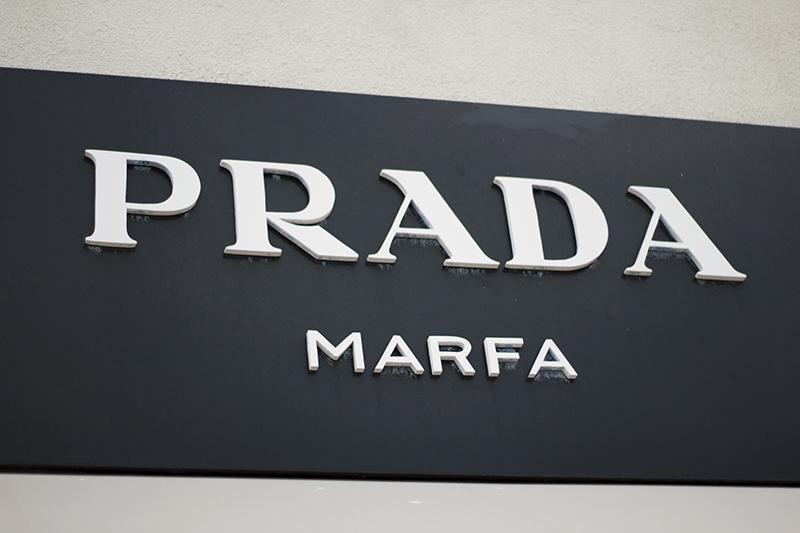 MARFA | TheChicItalian | Visiting Marfa & Prada Marfa during my #TCIroadtrip