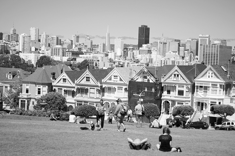 SAN FRAN | TheChicItalian | The San Francisco atmosphere during my #TCIroadtrip