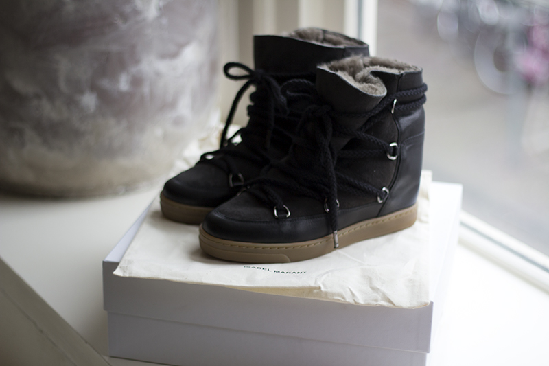 new in isabel marant nowles boots thechicitalian the splurge of the season. Black Bedroom Furniture Sets. Home Design Ideas