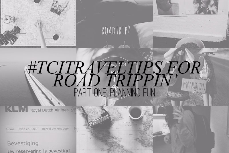 #TCITRAVELTIPS FOR ROAD TRIPPIN': PLANNING FUN | TheChicItalian | Road trip tips for planning your trip