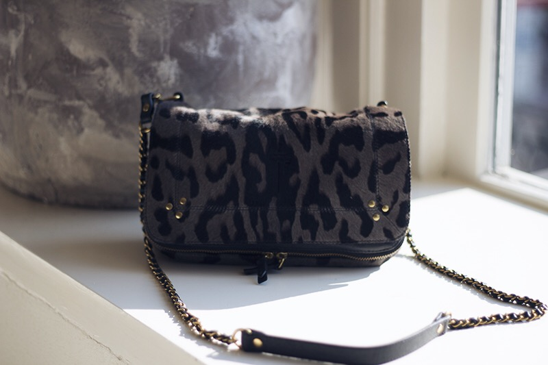 BOBI | TheChicItalian | New in: Jérôme Dreyfuss bobi leopard bag + a little review what I love about this bag