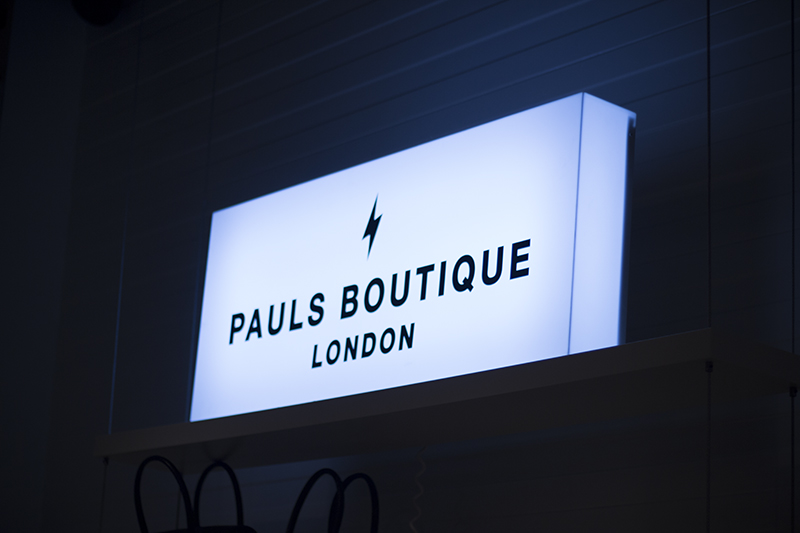 #TCIEVENTS: PAUL'S BOUTIQUE X BLOGGERMEDIA STYLE BLOGGER EVENT   TheChicItalian   Paul's Boutique exclusive style blogger event I attended