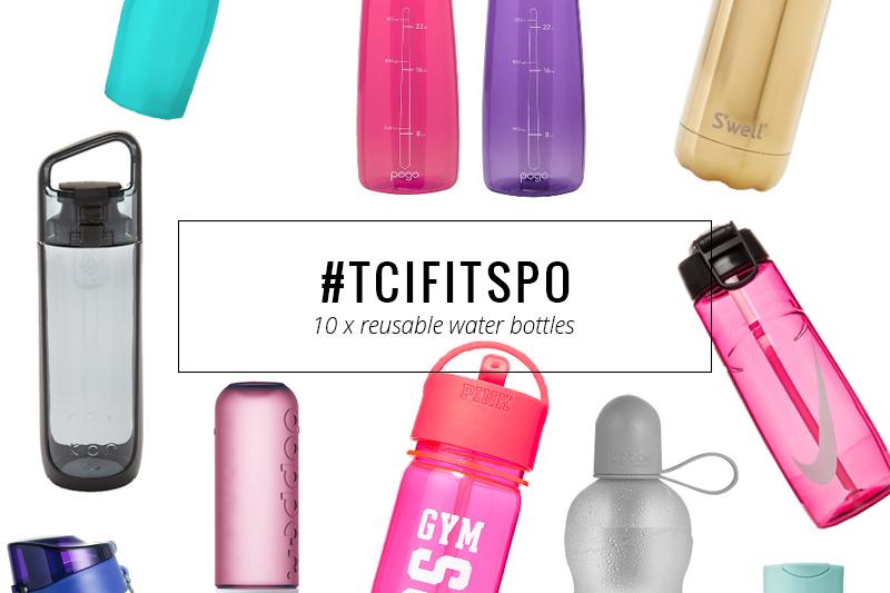POPPIN' BOTTLES | TheChicItalian | 10 x reusable water bottles