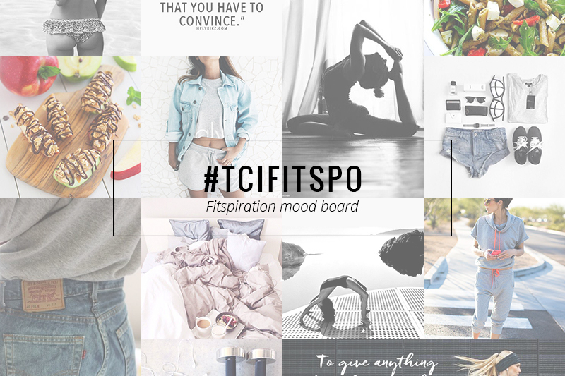 FITSPIRATION | TheChicItalian | My fitspiration mood board