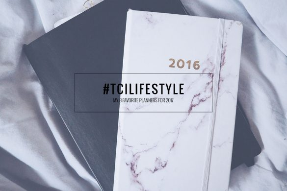 MY 8 FAVORITE PLANNERS FOR 2017 || THECHICITALIAN || The perfect 2017 planners for any #GIRLBOSS!