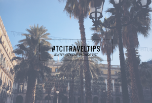 WINTER CITY TRIP PACKING LIST || THECHICITALIAN || My packing list to packing light for your next Winter getaway