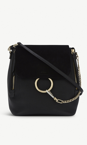 Chloé Faye backpack | Selfridges