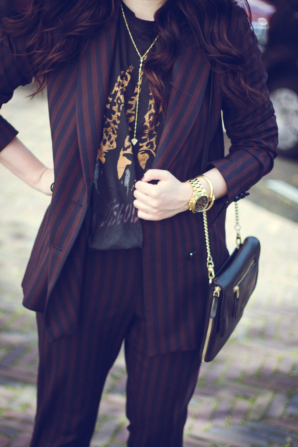 4 WORK WARDROBE OUTFITS | THECHICITALIAN | The power suit is for the true girlboss who wants to feel empowered