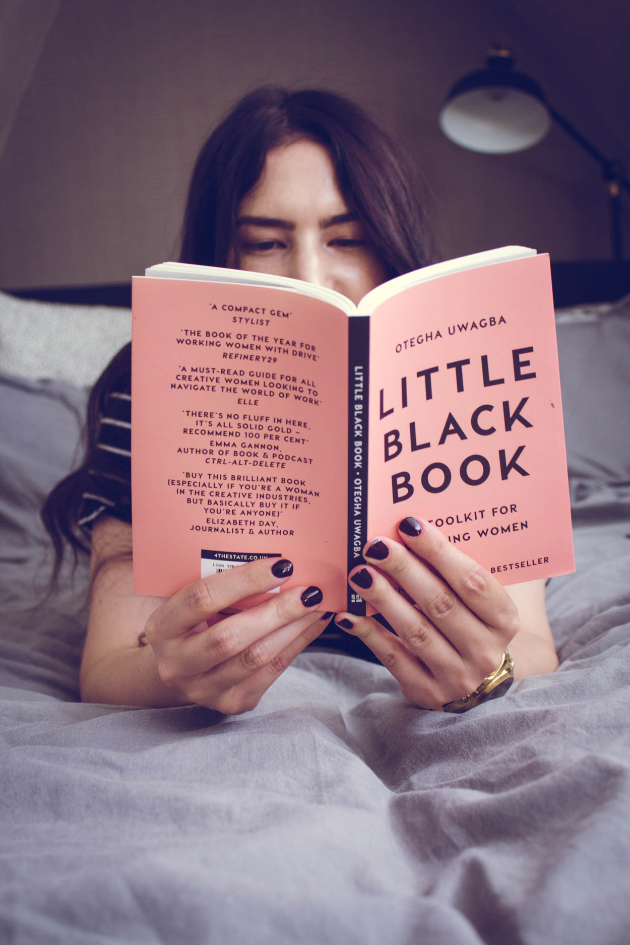 LITTLE BLACK BOOK REVIEW: A TOOLKIT FOR WORKING WOMEN | THECHICITALIAN | The 10 things you need to know about this book and what I've learned