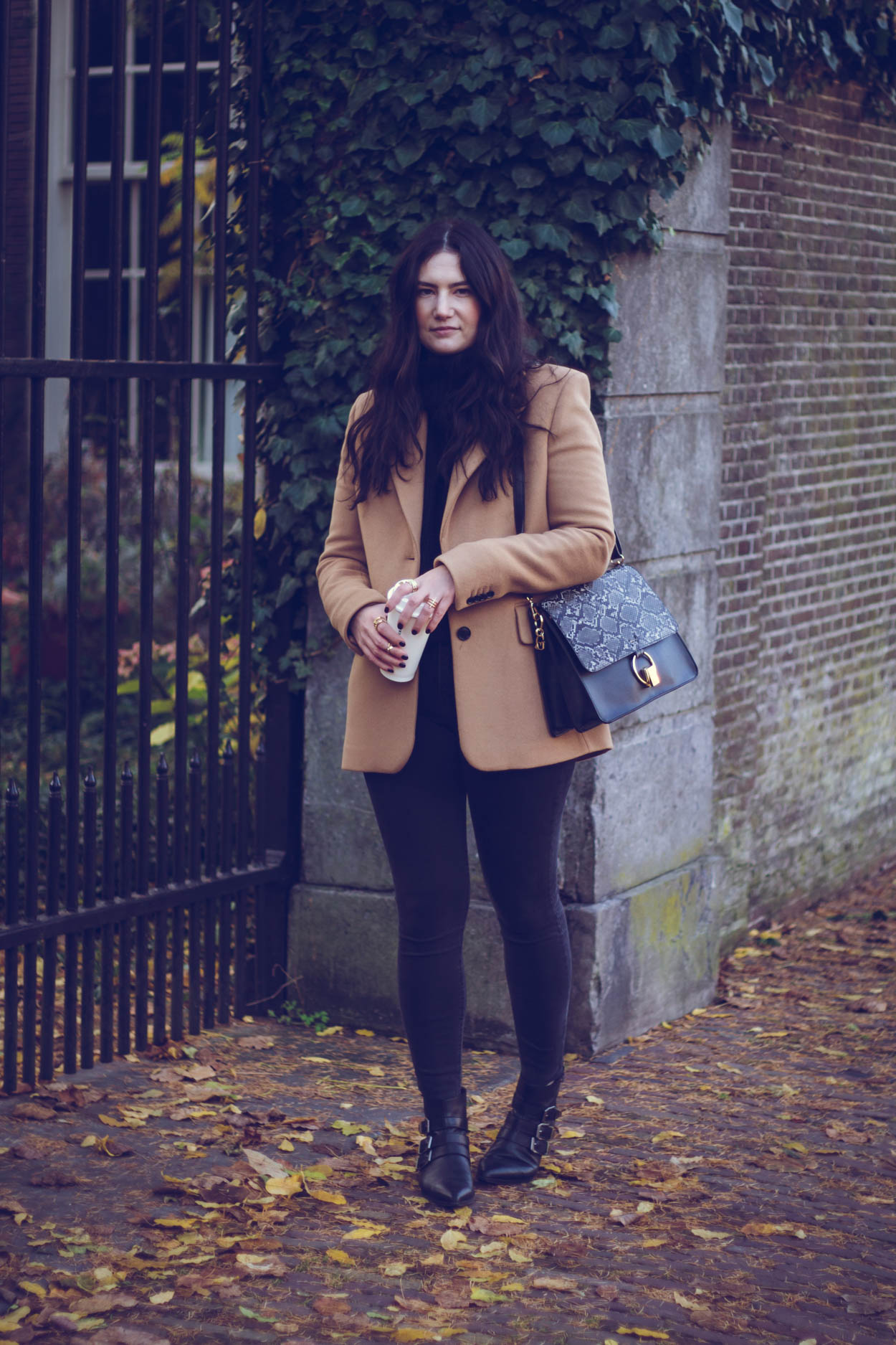 5 FALL COATS YOU WANT TO INCORPORATE IN YOUR CURATED WARDROBE | THECHICITALIAN | The blazer coat is the fall winter version of your regular blazer