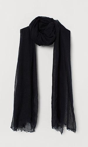 Cashmere mix scarf | H&M