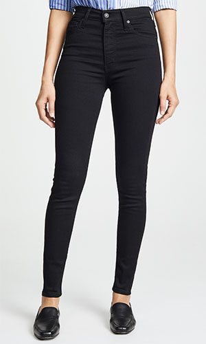 Levi's Mile High skinny jeans | Shopbop.com
