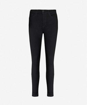 Levi's Skinny High-Rise Stretch-Denim Jeans*