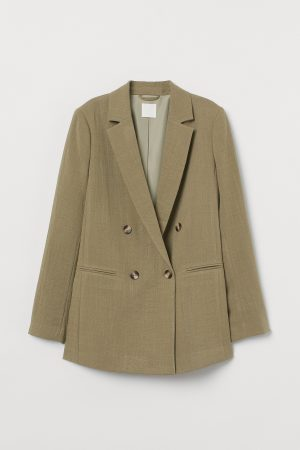 H&M Double-breasted blazer*